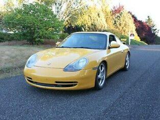 2001 Porsche 911 $7,000.00