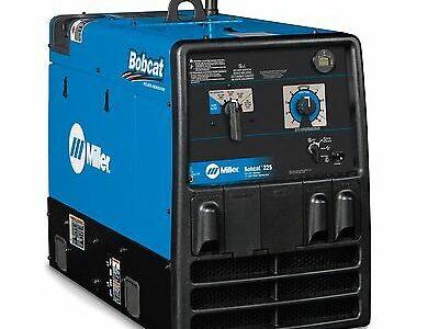 Miller Bobcat 225 Kohler Welder/Generator $4500.