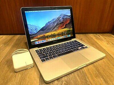13″ Apple MacBook Pro 8GB OSx-2017 HIGH SIERRA 1TB