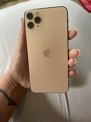 Apple iPhone 11 Pro Max – 64GB – Gold (T-Mobile) A