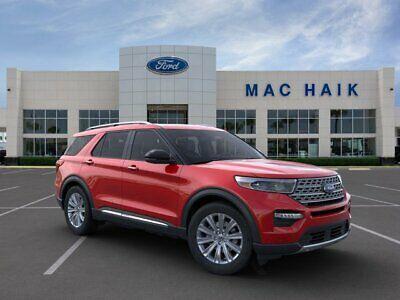 2021 Ford Explorer Limited $15000