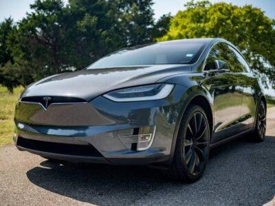 2017 Tesla Model X P100D