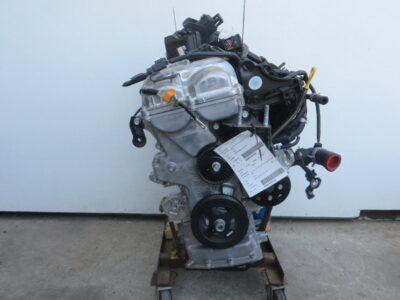 2020 Hyundai Veloster Engine