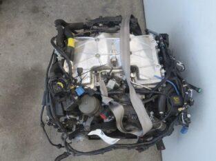 2018 Jaguar XJ Engine