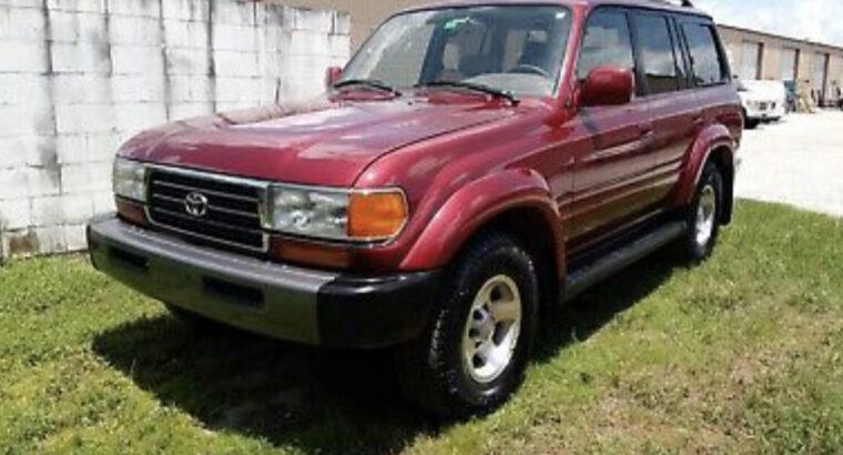 1997 Toyota Land Cruiser HJ85