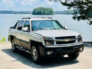 2004 Chevrolet Avalanche 2500 K2500 2004 Chevrolet