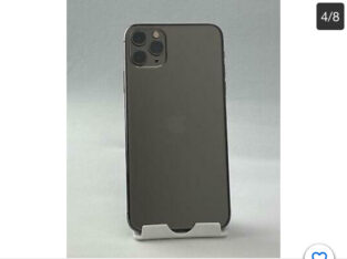 Apple iPhone 11 Pro Max A2161 256GB Gray! Unlocked