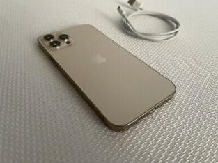 Apple iPhone 12 Pro Max – 512GB – Gold (Unlocked)