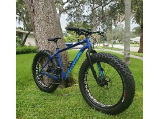 2016 Specialized Fatboy Upgraded Shimano Deore XT