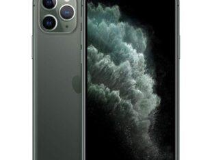 iPhone 11 Pro Max 512GB – Midnight Green