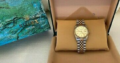 Rolex Datejust 16013 Men's Gold / Stainless Steel