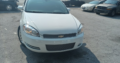 Very clean 2016 chevy Impala, white 4 dr. ,A/C low