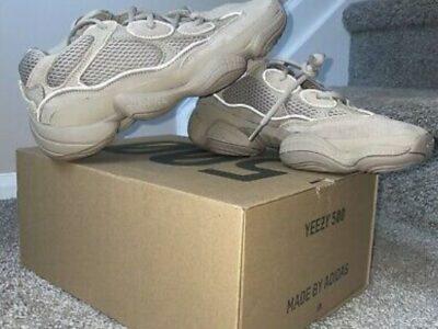 Adidas Yeezy 500 taupe light men size 8