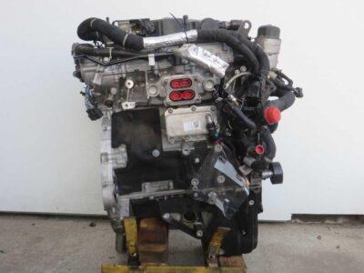 2020 Jaguar F-Pace Engine