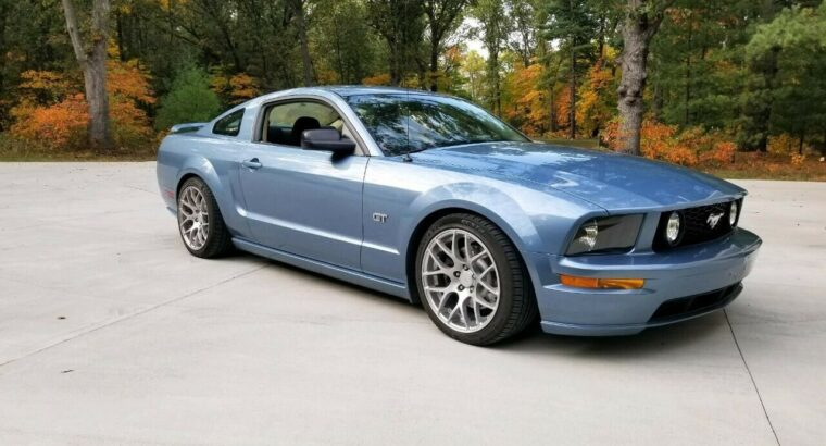 2005 Ford Mustang GT 2005 Whipple Super Charged Fo