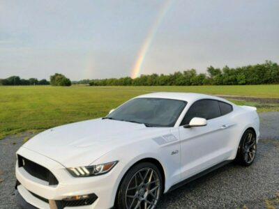 2016 Ford Mustang GT 2016 Ford Mustang Performance