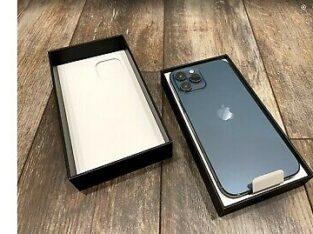 Apple iPhone 12 Pro Max – 256GB – Pacific Blue
