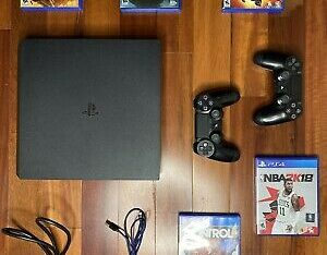 Sony PS4 Pro Gaming Console 1TB Playstation 4 Jet