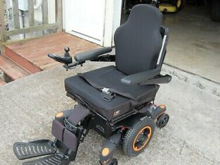 Sedeo 2019 PRO QUICKIE Q700M Mobility Wheelchair &