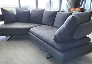 B&B Italia ARNE Sectional Sofa Designed by Antonio