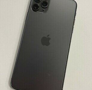 Apple iPhone 11 Pro Max – 512GB – Space Gray (Veri
