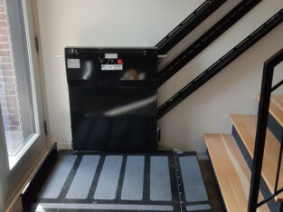 Butler Inclined Platform Lift