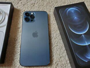 Apple iPhone 12 Pro Max -128 GB pacific blue