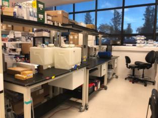 Rental Laboratory Space near Cambridge, MA