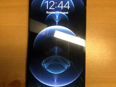 Apple iPhone 12 Pro Max – 128GB – Graphite (Unlock