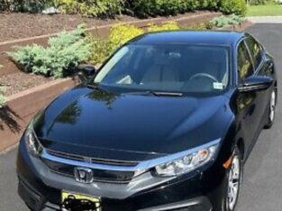 2017 Honda Civic $5,100