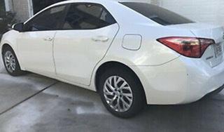 Toyota Corolla 2017
