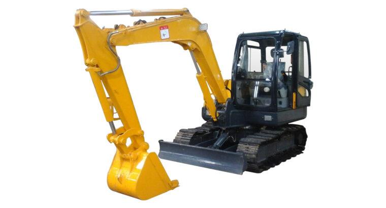 Excavator – 6000kg – Excavator – 6000kg