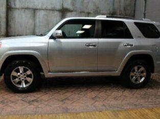 2011 Toyota 4Runner SR5 $9600.