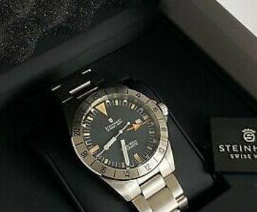Steanihert ocean one vintage GMT Rolex