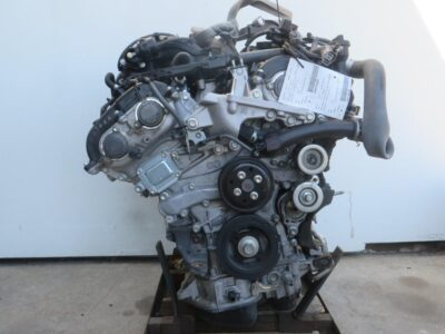 2017 Toyota Sienna Engine