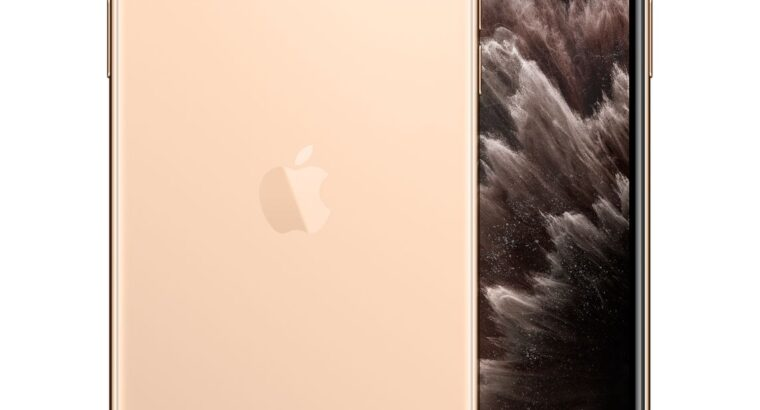 Refurbished iPhone 11 Pro Max 256GB – Gold (Unlock