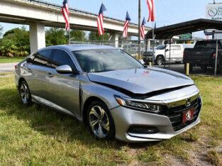 2019 Honda Accord EX $6000