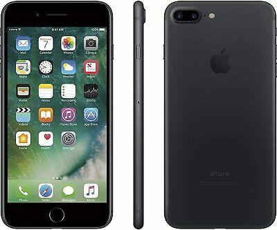 "Apple iPhone 7+ Plus – 32GB 128GB GSM ""Unlocked"""